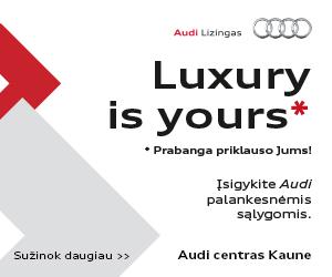 Audi lizingas