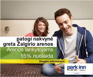 Park In by Radisson Kaunas