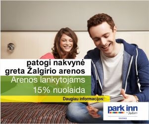 Park In by Radisson Kaunas