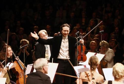 """Smuikininkas V.Čepinskis: """"Krepšinis ir klasikinė muzika gali sudaryti tvirtą ryšį"""""""