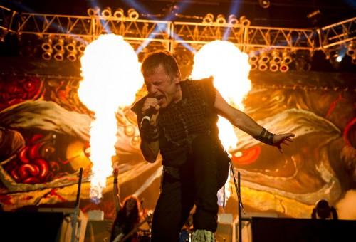 """""""Iron Maiden"""" koncerto laukiantis M.Mikutavičius: """"Dėl šios grupės perskaičiau Bibliją"""""""