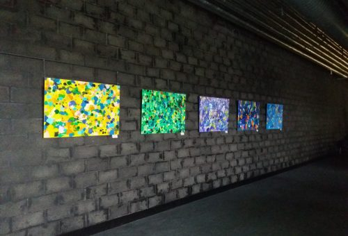 """Ramintos Ardzevičienės tapybos paroda """"7 neuronai"""""""