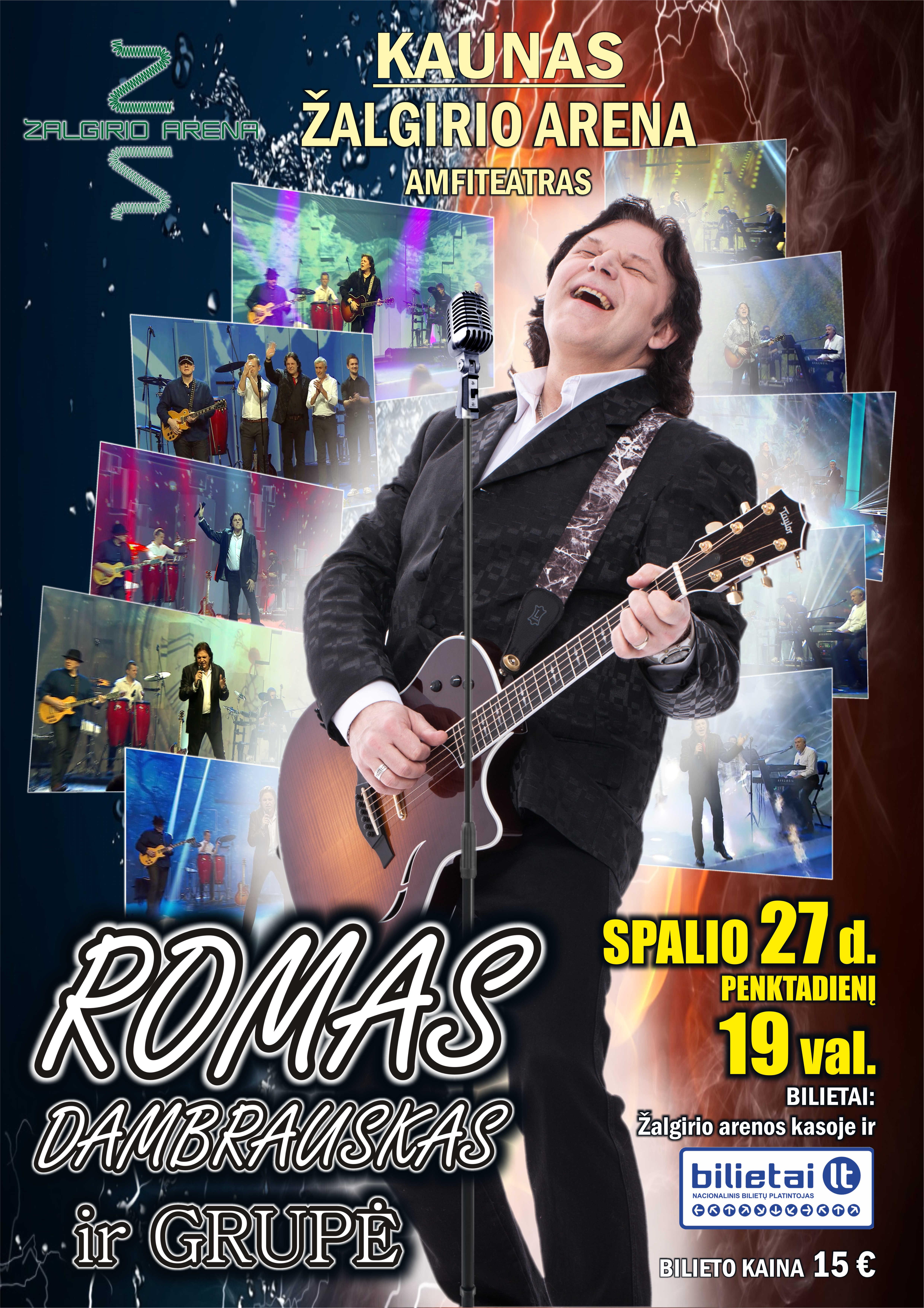 Kaunas_Romas Dambrauskas