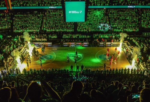 Zalgirio Arena leads EuroLeague in attendance