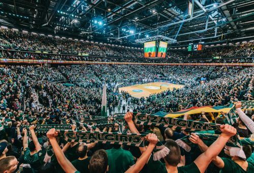 Zalgiris becomes the highest-attended team in EuroLeague history