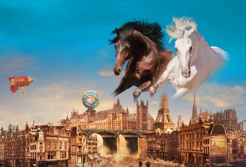 """Informacija dėl atšaukto renginio – žirgų šou """"Apassionata"""""""