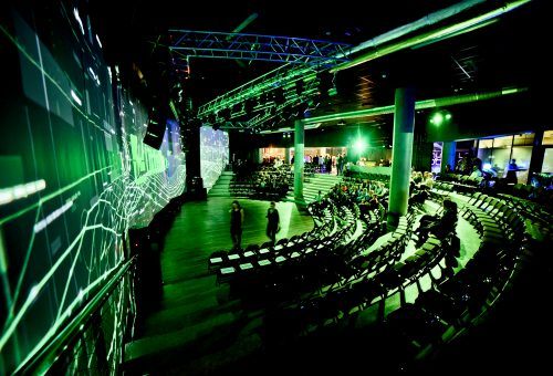 """""""Žalgirio"""" areną užkariauja įmonių renginiai"""