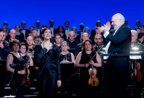 Asmik Grigorian koncertas perkeltas į 2022 m. spalio 21 d.