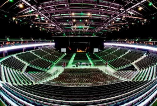 "Survey shows – ""Zalgiris"" arena is the best  in Lithuania"