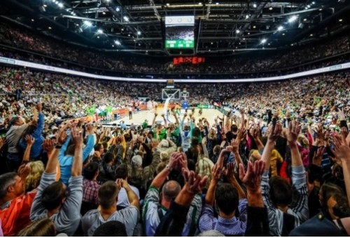BC Zalgiris and Zalgirio arena – the perfect cooperation
