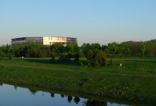 """""""Žalgirio"""" arena: nuo erdvių parodoms iki biurų"""